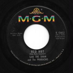 Sam The Sham - Red Hot