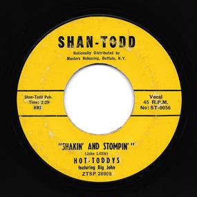 Hot-Toddys - Shackin' And Stompin