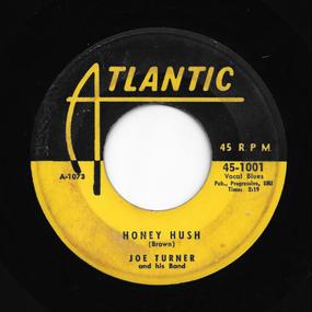 Joe Turner - Honey Hush