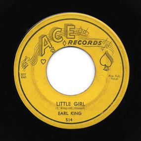Earl King - Little Girl