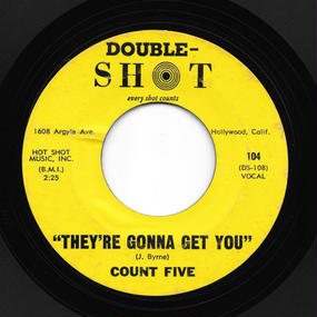Count Five - They're Gonna Get You