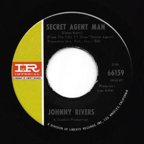 Johnny Rivers - Secret Agent Man