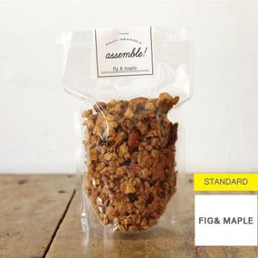 フィグ&メープル グラノーラ