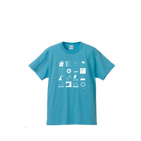 CIRCLE'15 オフィシャル キッズT-Shirts (アクアブルー)