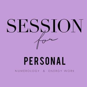 【6月・7月】個人対面セッション