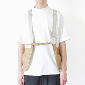 BANZAI×soon 3rd anniversary△◯ exclusive vest_BG