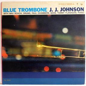 完オリ MONO 6 eyes 深溝 J.J.JOHNSON Blue trombone Tommy Flanagan