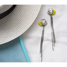 Diamond swarovski × Yellow