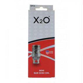 X2O PROV MINITANKコイル5個セット (プロブイミニタンク)【エックスツーオー】