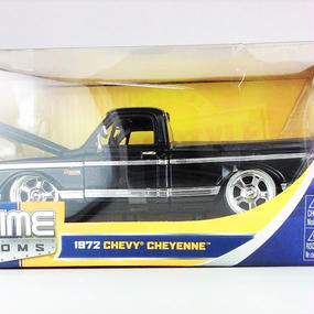 【Jada BIGTIME KUSTOMS】 1972 CHEVY CHEYENNE