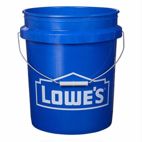 『LOWE'S』の 洗車バケツ *蓋つき*