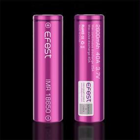 Efest IMR Li-Mnバッテリー18500 1本 【エフェスト】