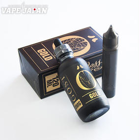GOLD by Gost Vapor 120ml(ゴールドバイゴーストベイパー)【ラスレス】