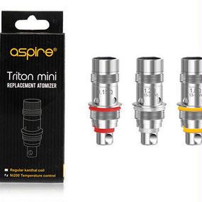 aspire Triton Mini用コイル 5個セット(トリトンミニ)
