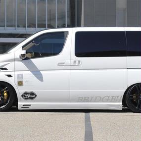 【Nissan Elgrand E51 (Late Model)】Spread E51後期 ドアパネル(ハイウェスター用)