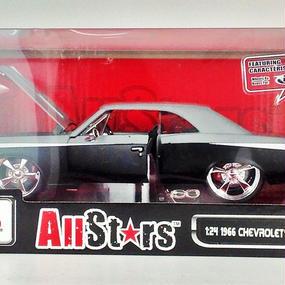 【Maisto Allstars 】  1966 CHEVROLET CHEVELLE SS 396