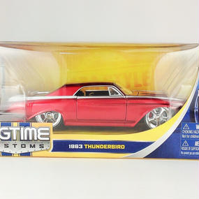 【Jada BIGTIME  KUSTOMS】 1963 THUNDERBIRD