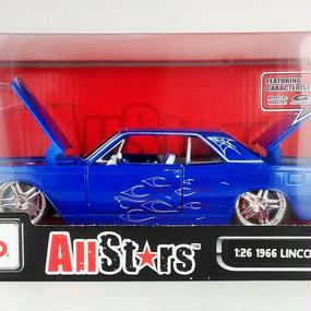 【Maisto Allstars】  1966 LINCOLN CONTINENTAL