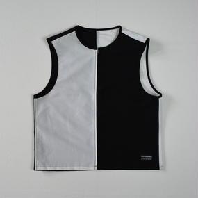 SCRAMBLE  Vest / Asymmetry Model