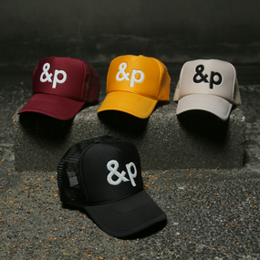 BYM&P Patch Mesh Cap