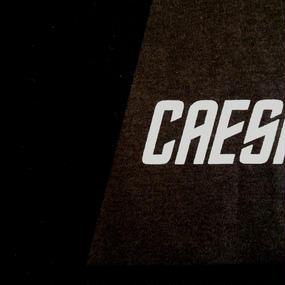 Caesium Area Tee / Black
