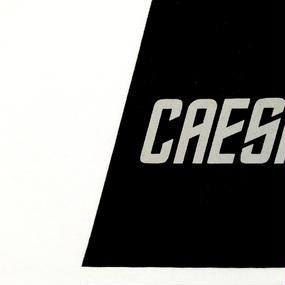 Caesium Area Tee / White
