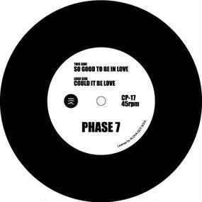 PHASE 7 : SO GOOD TO BE IN LOVE / COULD IT BE LOVE CP-17