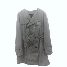 TOGA ODDS&ENDS / PLAINLY COLORED TRENCH COAT / OE52−FA005