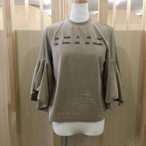 FACETASM / ベロアTシャツ / CHG-TEE-W08