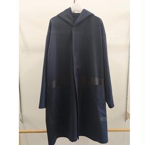 VOAAOV / fooded long coat / VOC-10