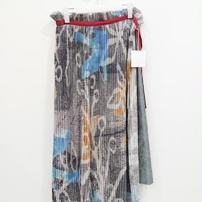 ohta / nanten wrap skirt / 16aw-sk-01P