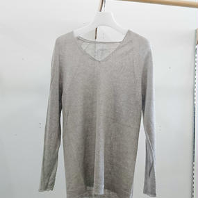 COSMIC WONDER / 大麻の絹衣ニット / 05CW041012