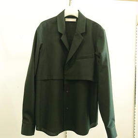 ETHOSENS / Shirt Jacket / E117-301