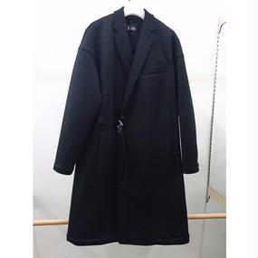 【お問い合わせ商品】 THE RERACS / loose chesterfield coat / 17ss-RECT-149-J