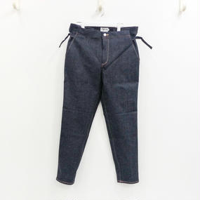 Aquvii wardrobe / Control Pants(Denim)