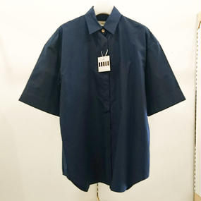 Graphpaper / Typewriter S/S Shirt / GM17-S-103