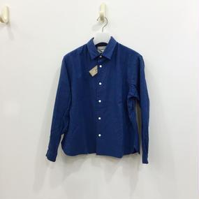 YAECA / コンフォートシャツ ワイドショート / 161201