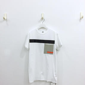 TOGA ODDS&ENDS / RUBBER POCKET TEE1 / OE52−JK002