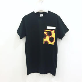 TOGA ODDS&ENDS / RUBBER POCKET TEE / OE61−JK001