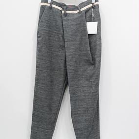 ohta / gray pants / 16aw-pt-00G