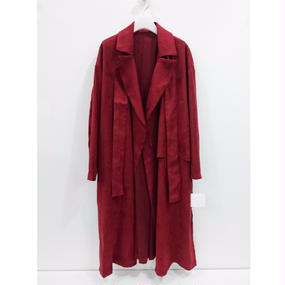 ohta / red trench / 16aw-st-02R