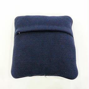 FFIXXED / cushion bag(Navy)