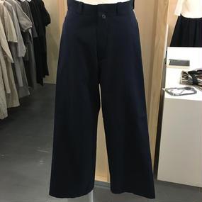 YAECA /  CHINO CLOTH PANTS-WIDE / 176203