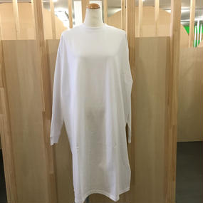Graphpaper / L/S Long Pullover / GU173-7013