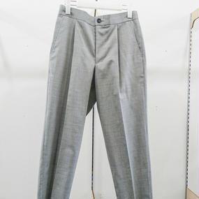 tim. / summer wool easy slacks tapered / 7103-0208B