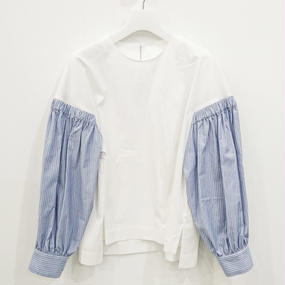 SKETCH mint designs / GATHER SLEEVE TOP / 30173-ST3TF3