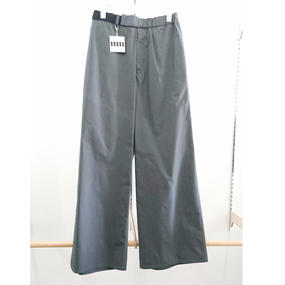 Graphpaper / Typewriter Original Wide Easy Slacks / GL17-S-402