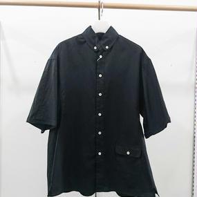 tim. / giza cotton oxford dolman S/S shirt / 7103-0602