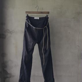 cavane キャヴァネ / Traveling trousersトラベリングトラウザー / ca-17033