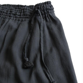 Tabrik タブリク / タッセルフレアパンツTassel flared pants/ ta-17020